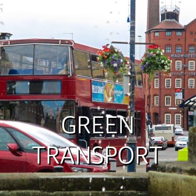 Home page Green Transport